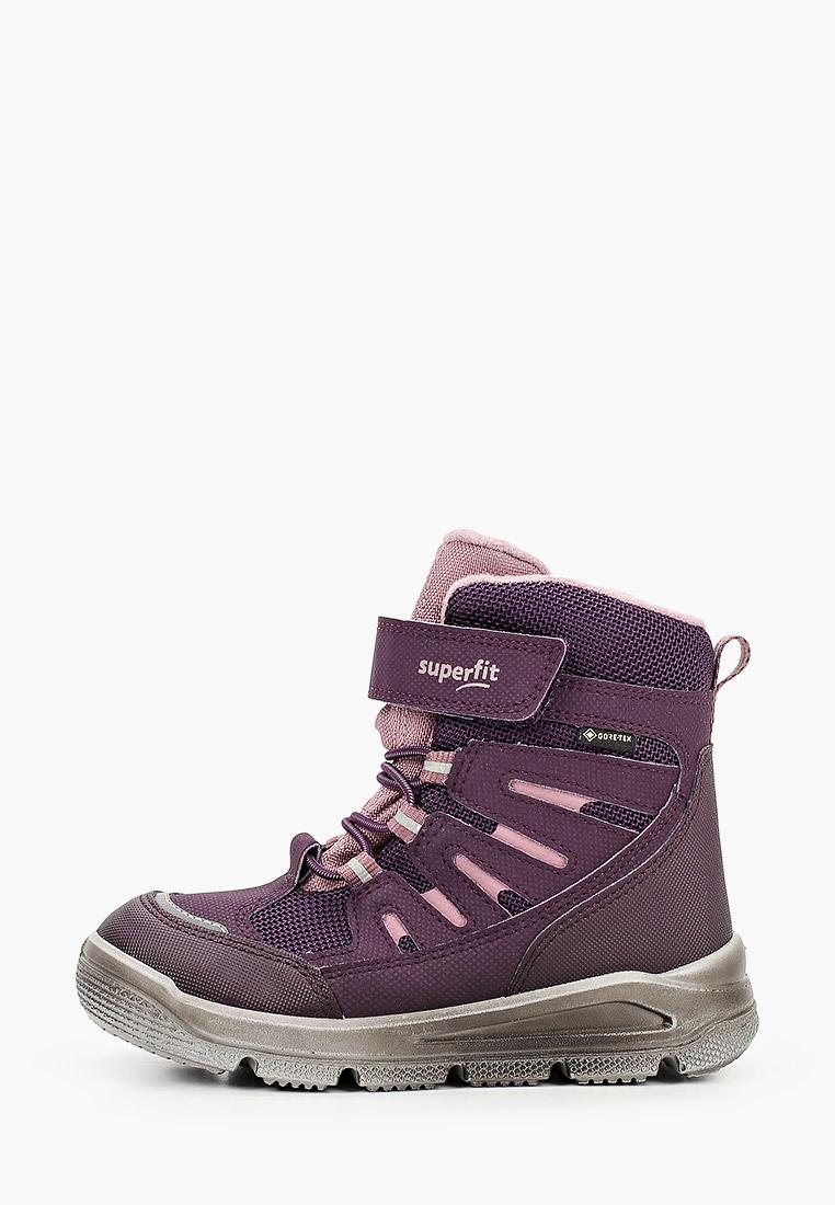 Ботинки для девочек Superfit 1-009082-8500