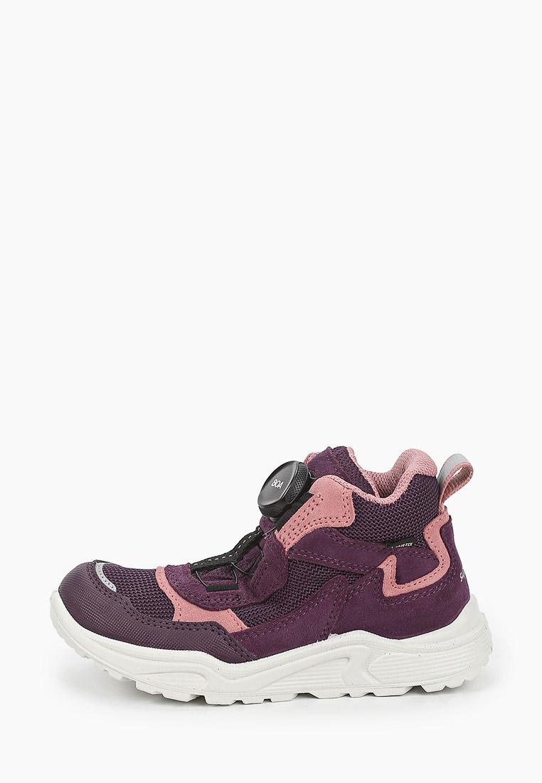 Ботинки для девочек Superfit 1-009324-8500