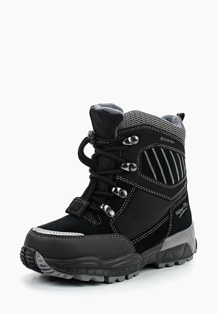 Ботинки для девочек Superfit 1-00166-00