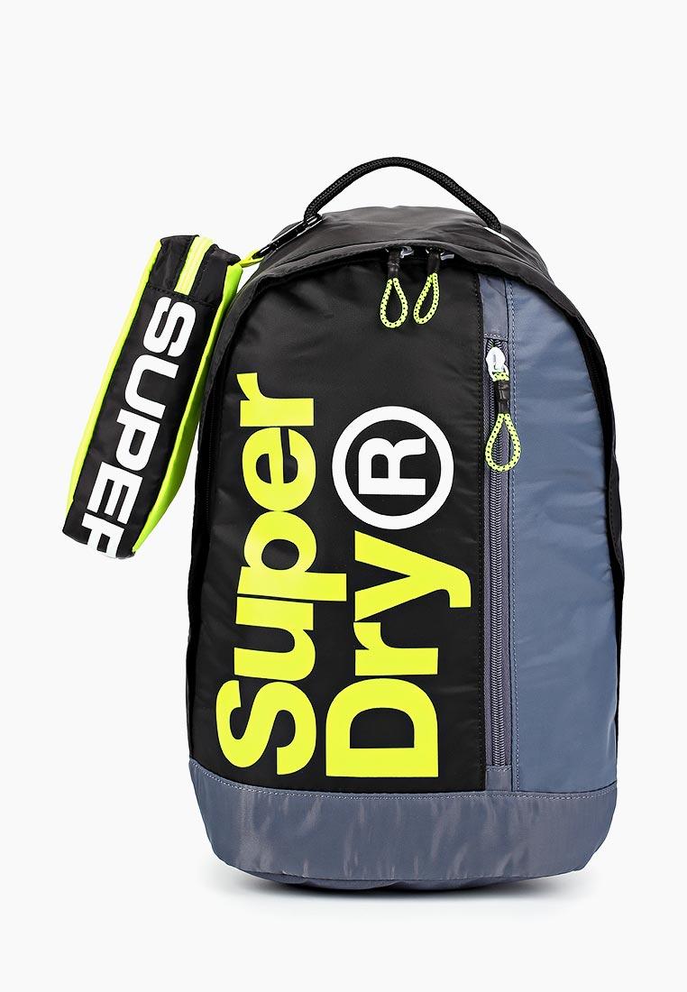 Городской рюкзак Superdry M91000GR