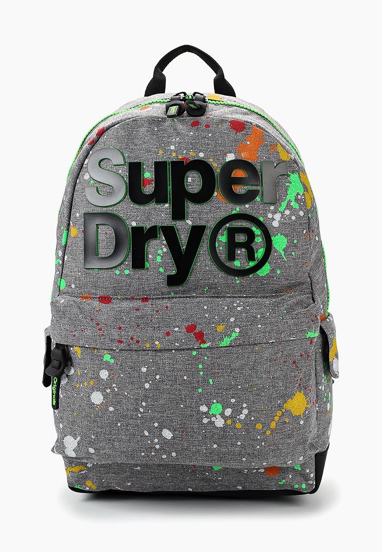 Городской рюкзак Superdry M91005MR