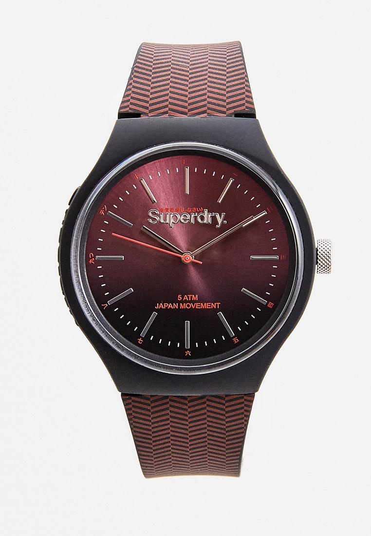 Мужские часы Superdry SYG184RB