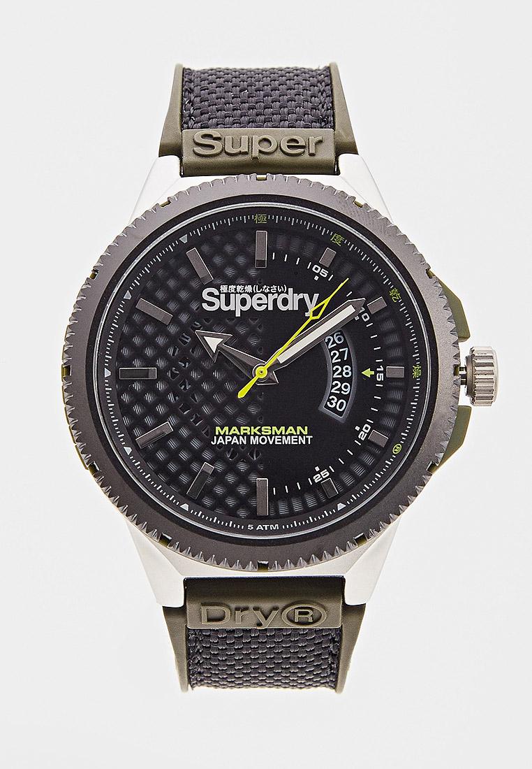Мужские часы Superdry SYG245BN