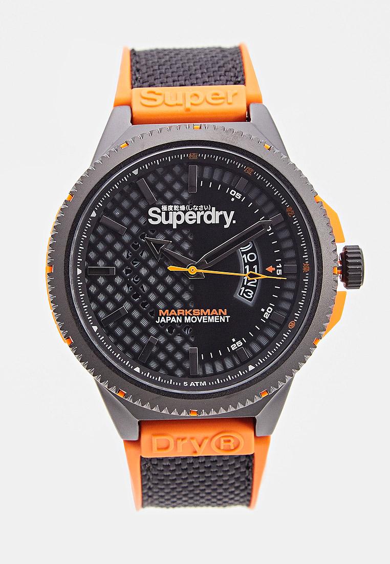 Мужские часы Superdry SYG245BO