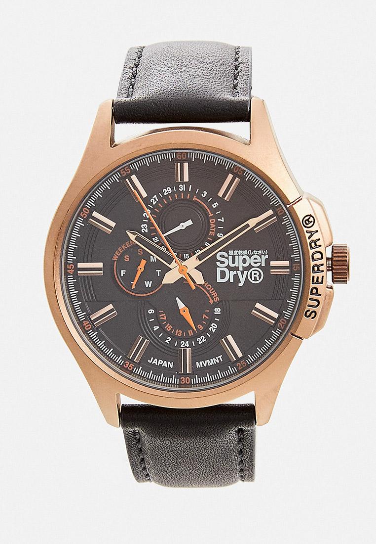Мужские часы Superdry SYG258BBRG