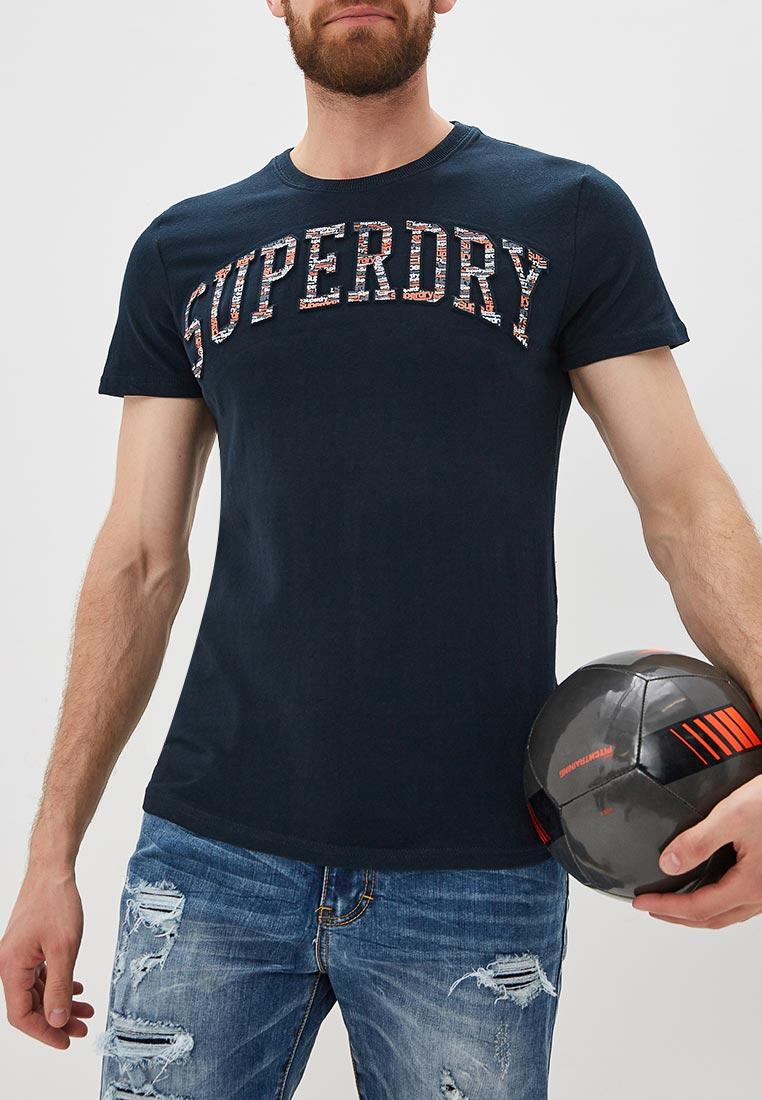Футболка с коротким рукавом Superdry M10009AQ