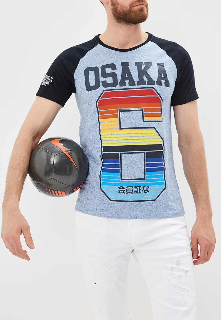 Футболка с коротким рукавом Superdry M10018XQ
