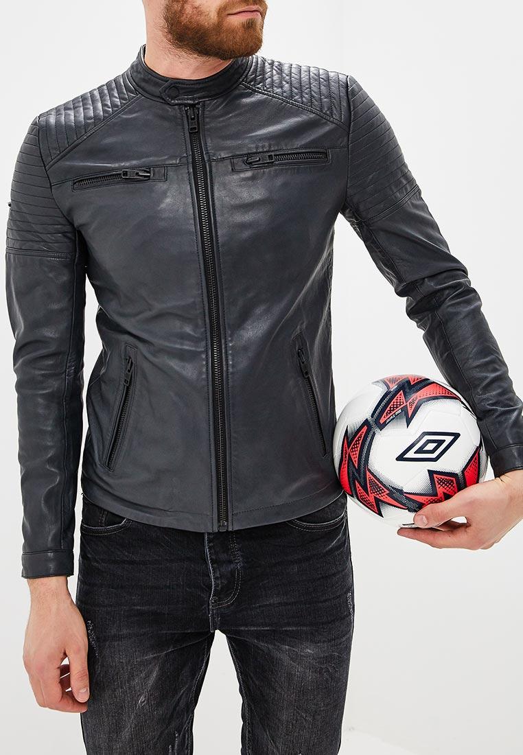 Кожаная куртка Superdry M50004AO