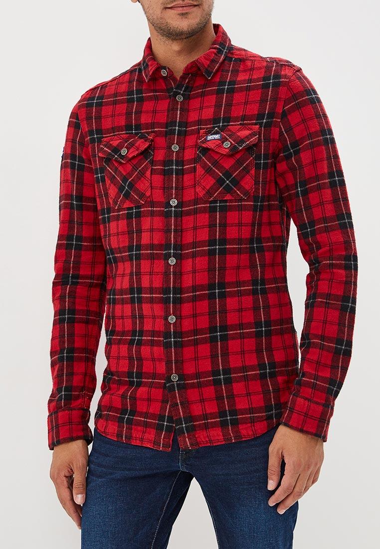 Рубашка с длинным рукавом Superdry M50000KR