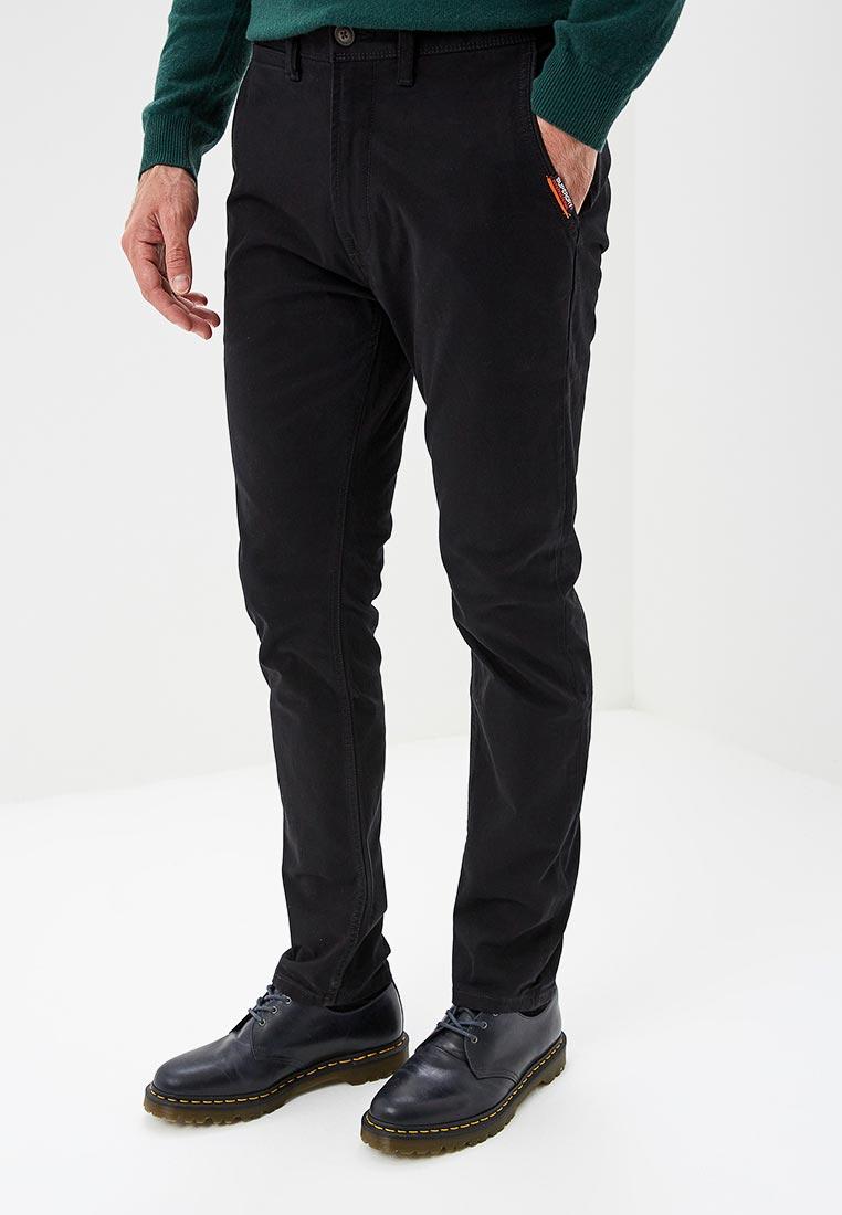 Мужские зауженные брюки Superdry M70003KR