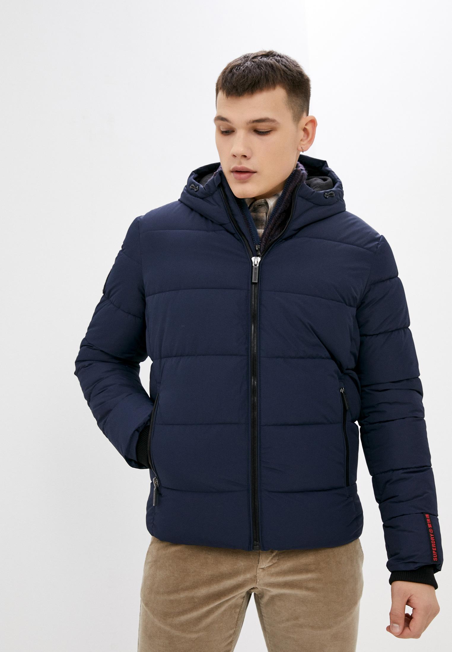 Утепленная куртка Superdry M5010227A