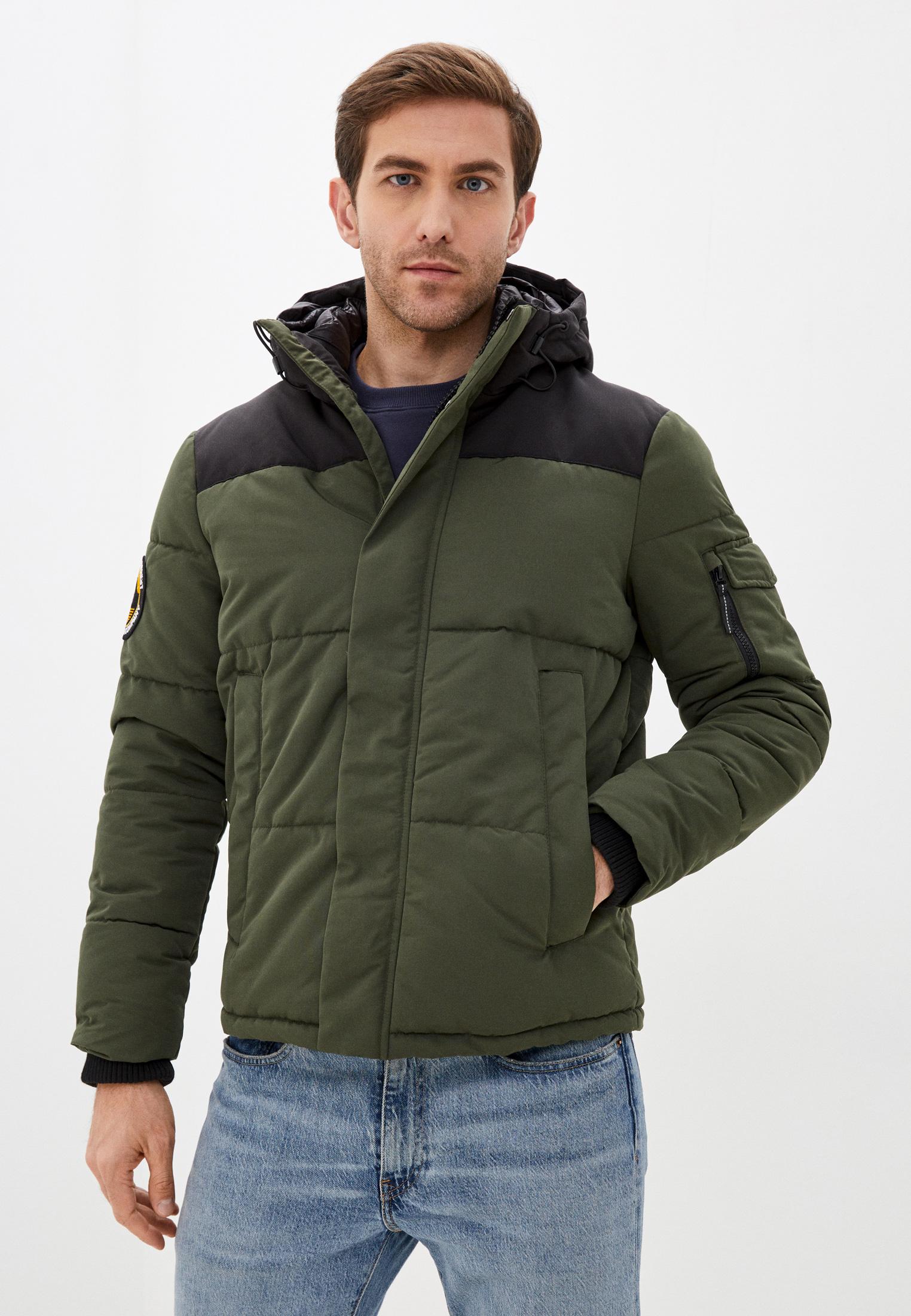 Утепленная куртка Superdry M5010322A