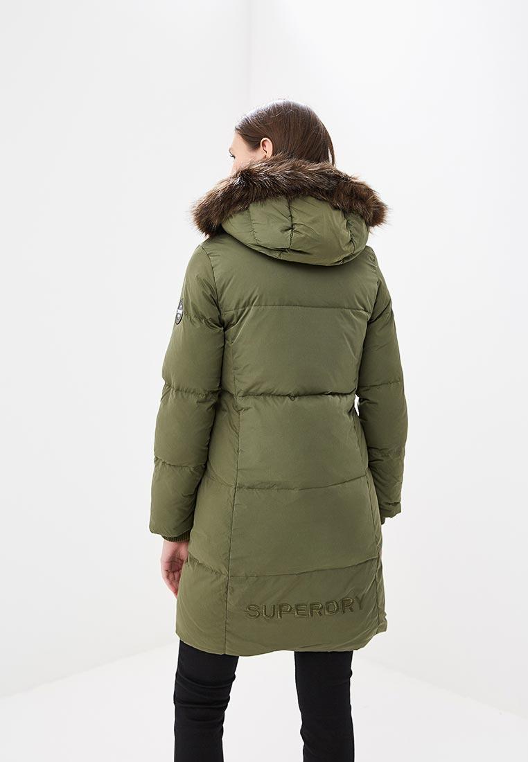 Утепленная куртка Superdry G50005ER: изображение 3