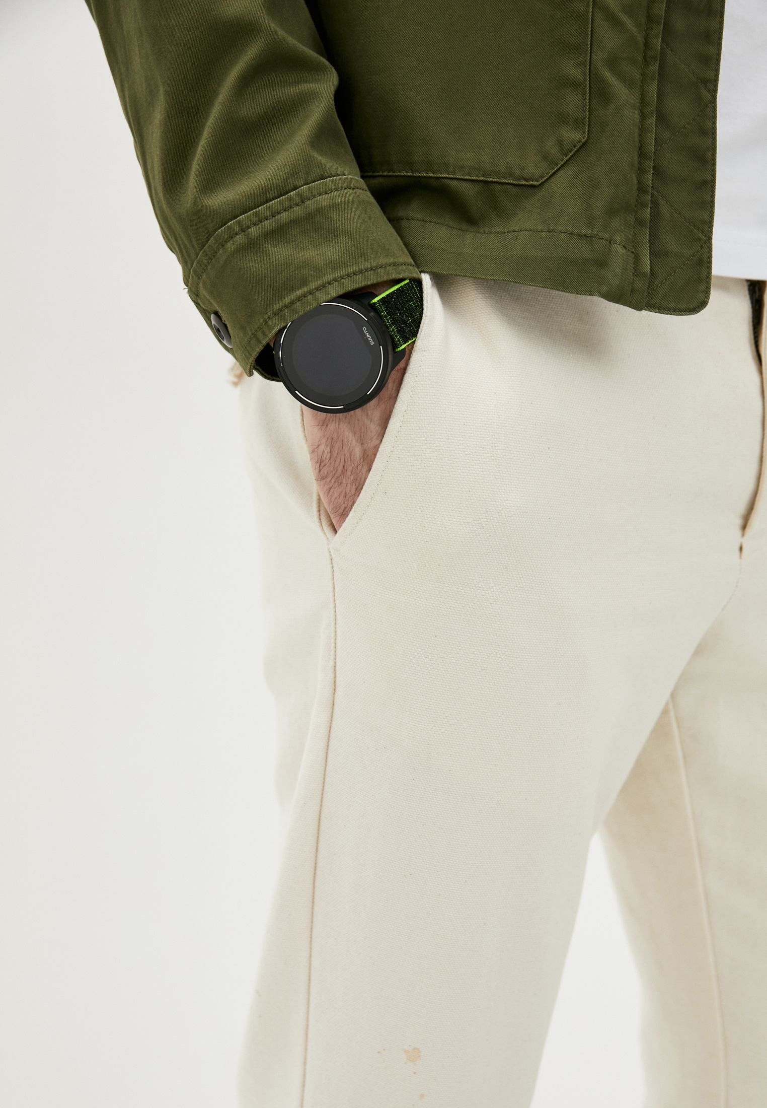 Мужские часы Suunto SS050449000: изображение 8