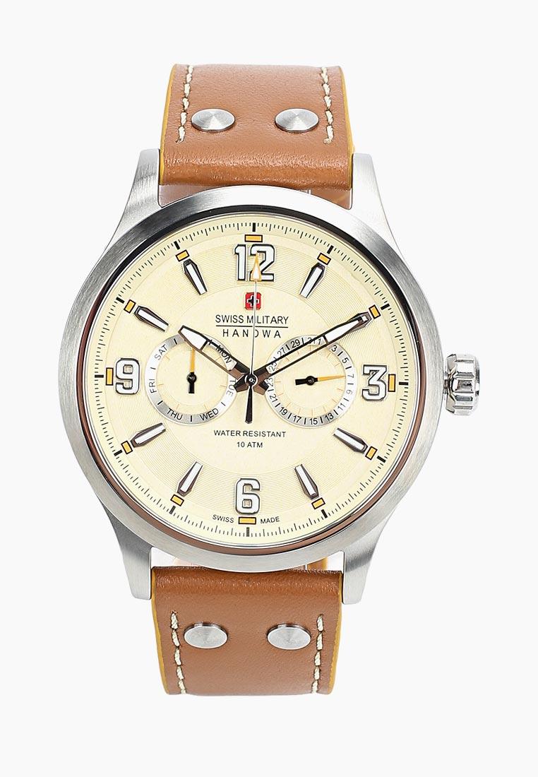 Мужские часы Swiss Military Hanowa 06-4307.04.002