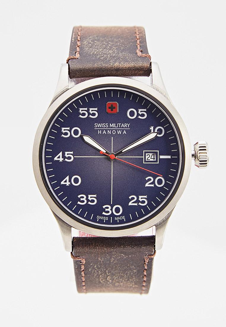 Мужские часы Swiss Military Hanowa 06-4280.7.04.003