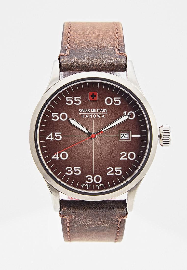 Мужские часы Swiss Military Hanowa 06-4280.7.04.005