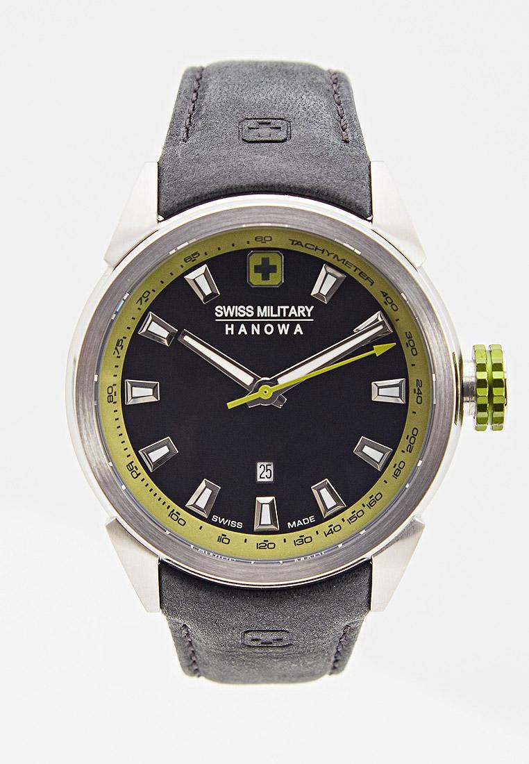 Мужские часы Swiss Military Hanowa 06-4321.04.007