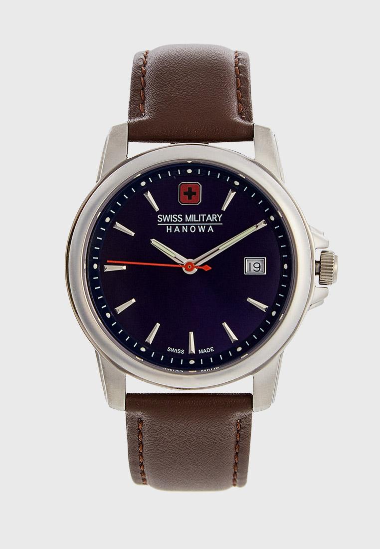 Мужские часы Swiss Military Hanowa 06-4230.7.04.003