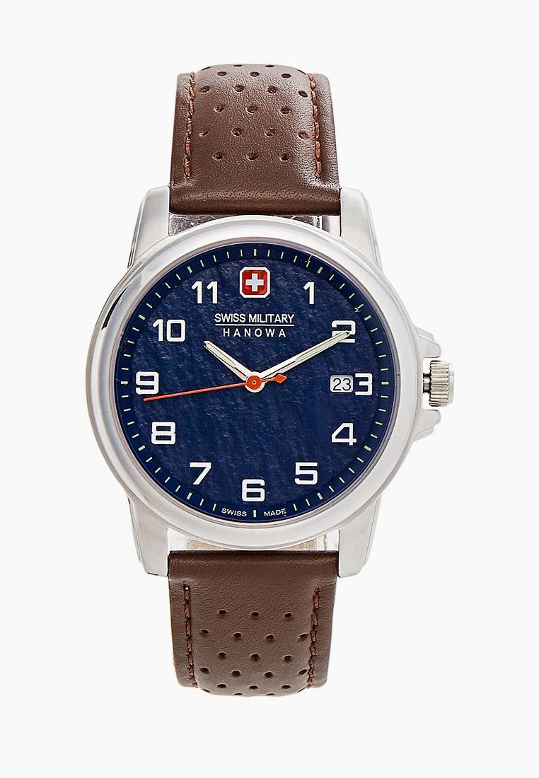 Мужские часы Swiss Military Hanowa 06-4231.7.04.003