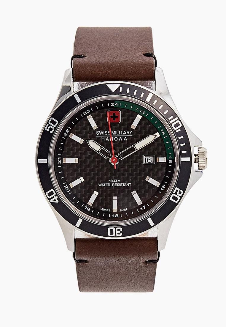 Мужские часы Swiss Military Hanowa 06-4161.2.04.007.06