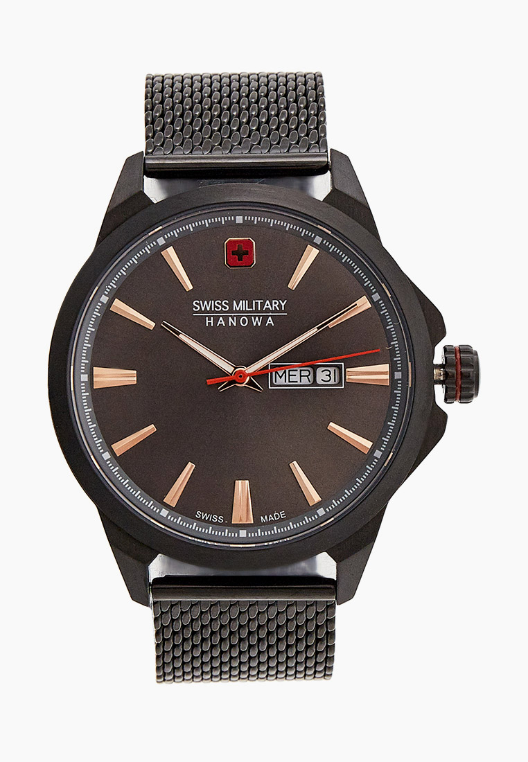 Мужские часы Swiss Military Hanowa 06-3346.13.007