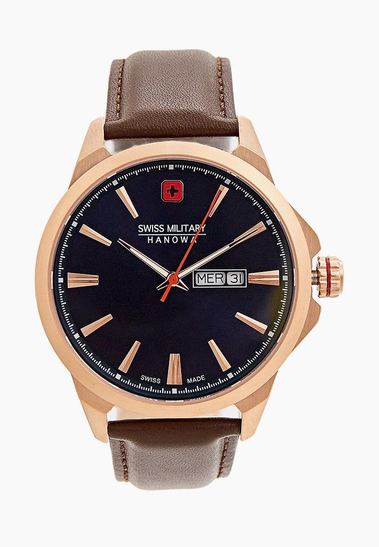 Мужские часы Swiss Military Hanowa 06-4346.02.003