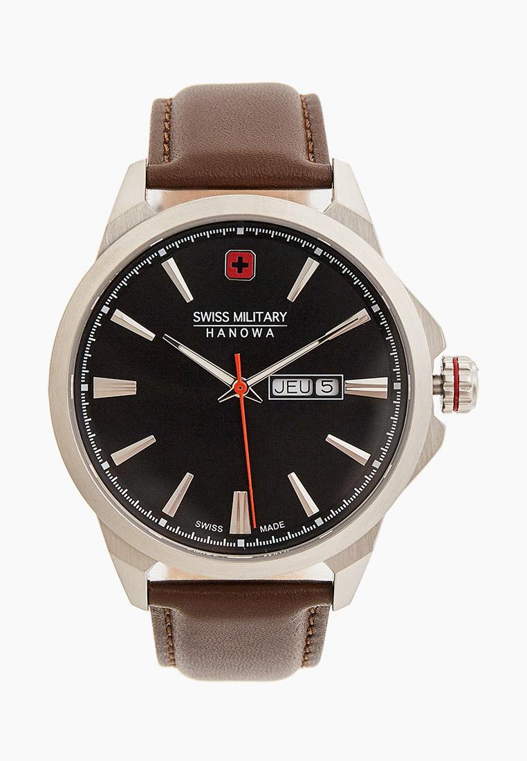 Мужские часы Swiss Military Hanowa 06-4346.04.007