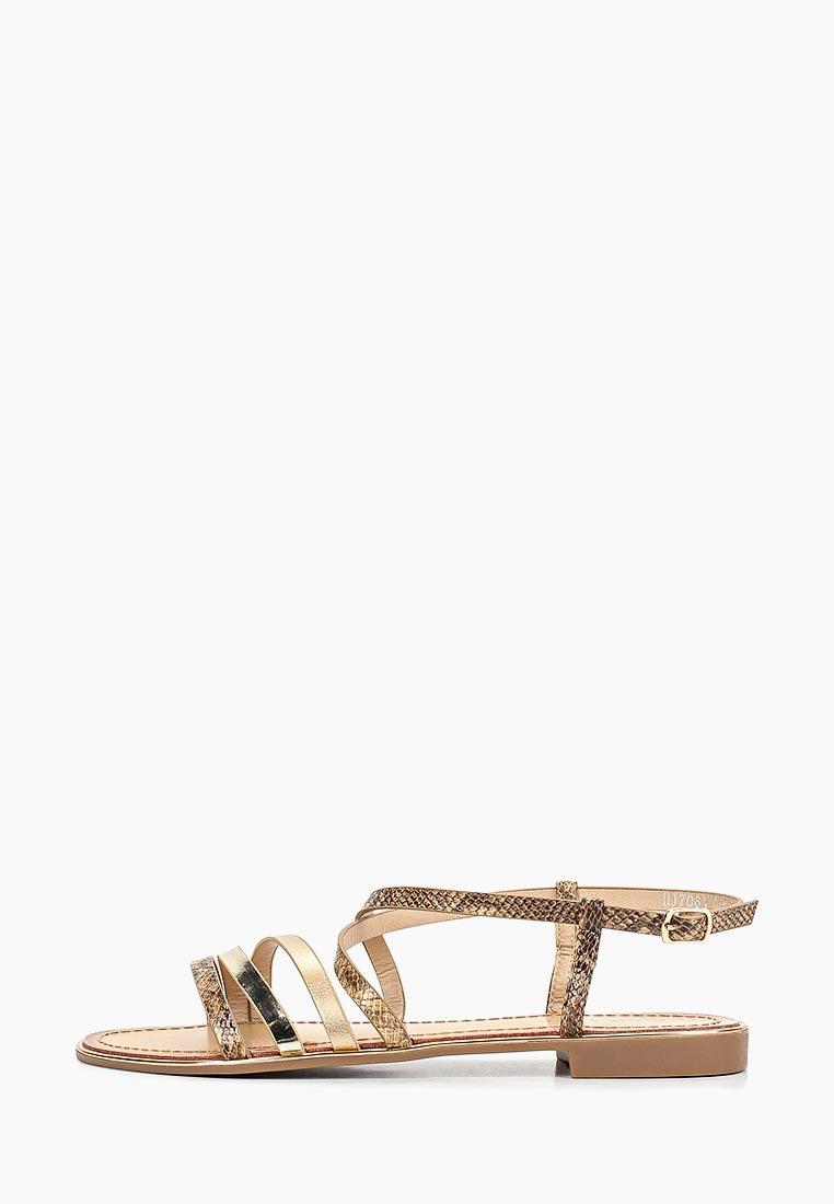 Женские сандалии Sweet Shoes (Свит Шуз) F20-HJ7061