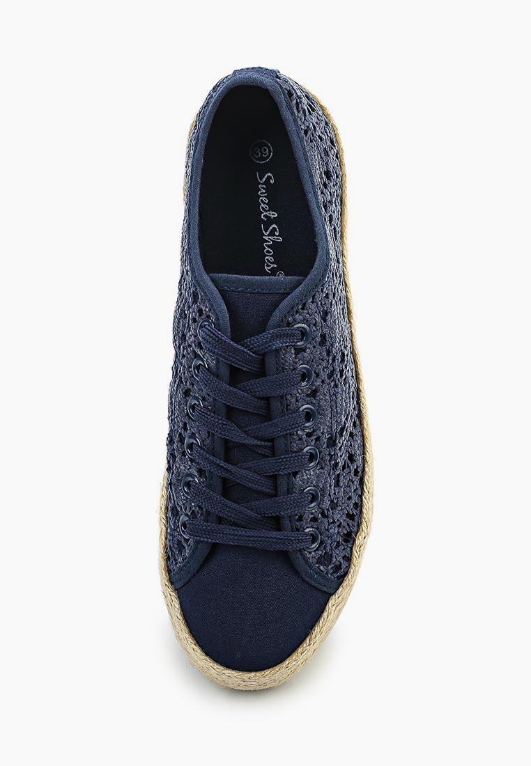 Женские кеды Sweet Shoes F20-2027: изображение 9