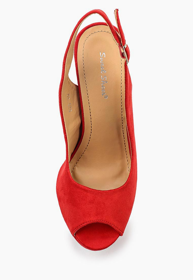 Женские босоножки Sweet Shoes F20-525: изображение 4