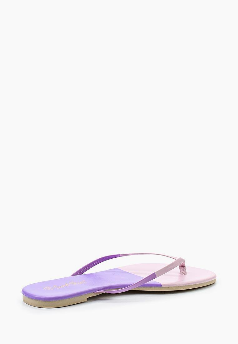 Женские сланцы Sweet Shoes F20-LS-27: изображение 2