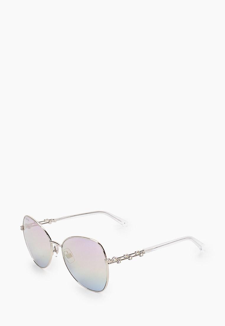 Женские солнцезащитные очки Swarovski SK 0290 16Z 57