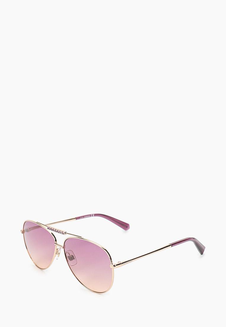 Женские солнцезащитные очки Swarovski SK 0308 28Z 60