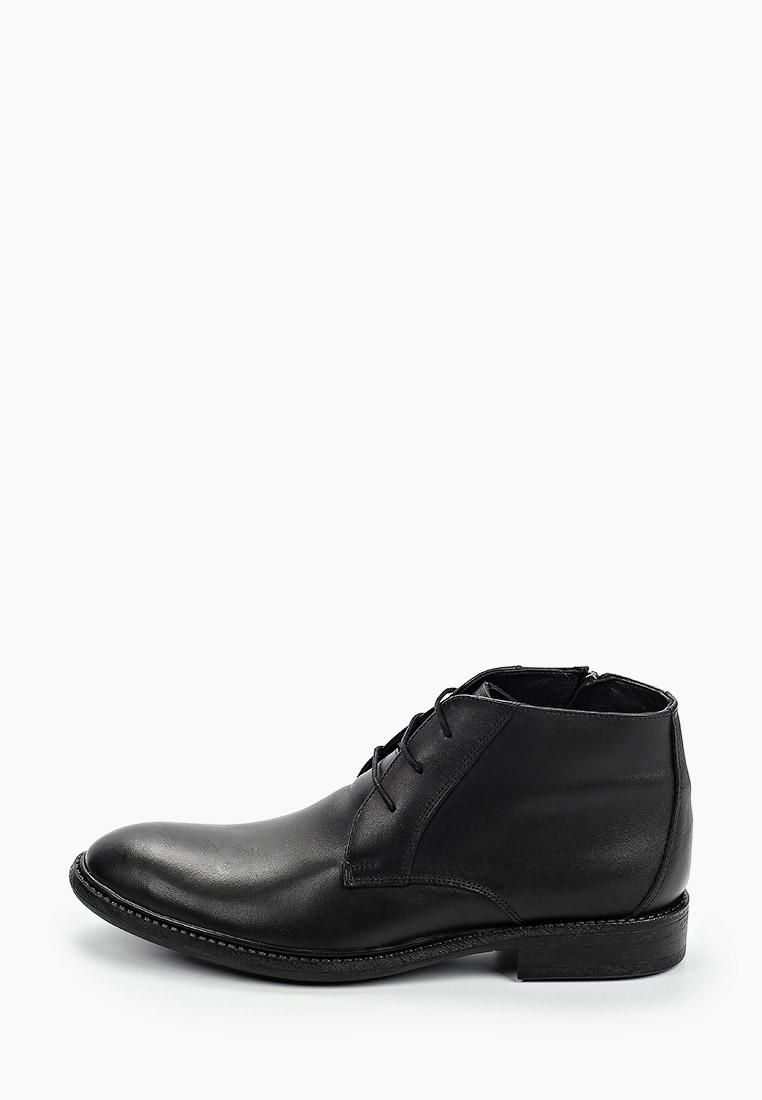 Мужские ботинки Tamboga DEP-123 BLACK