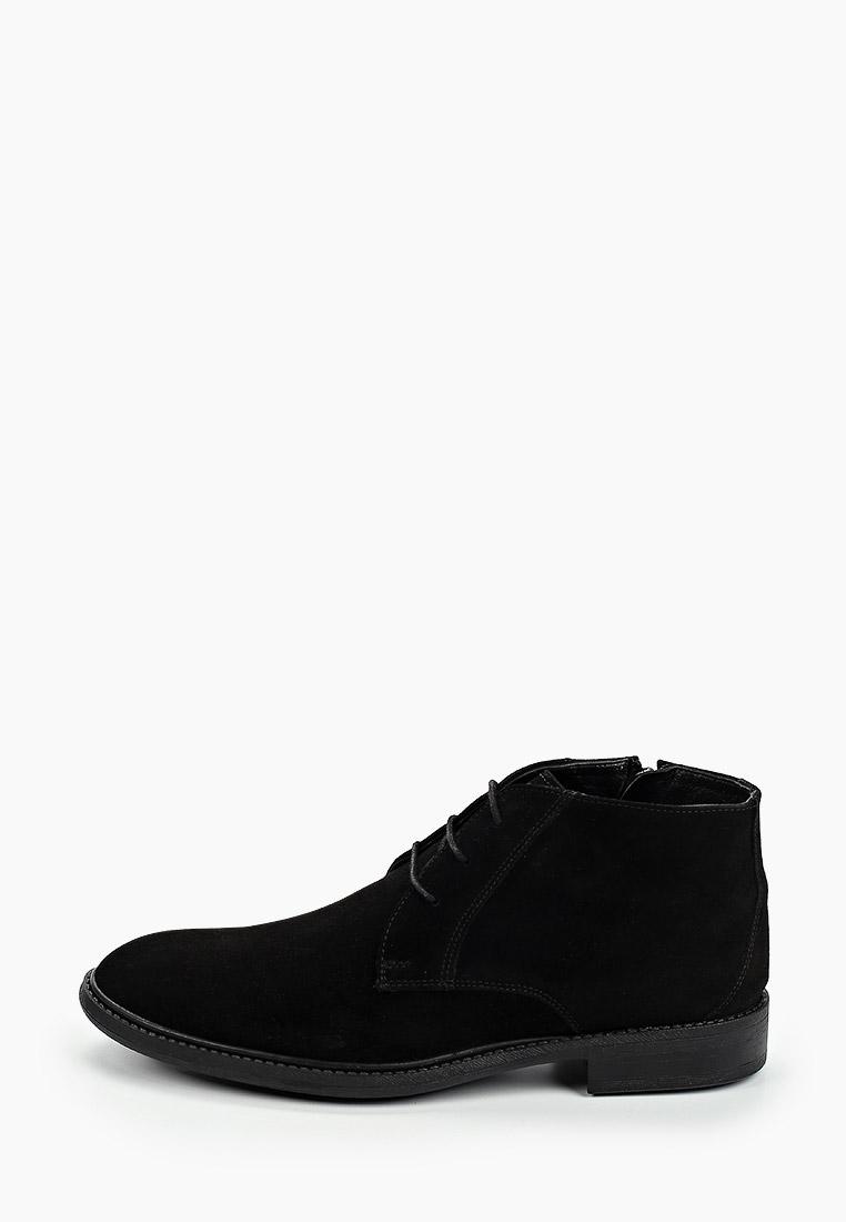 Мужские ботинки Tamboga DEP-123 BLACK SÜET