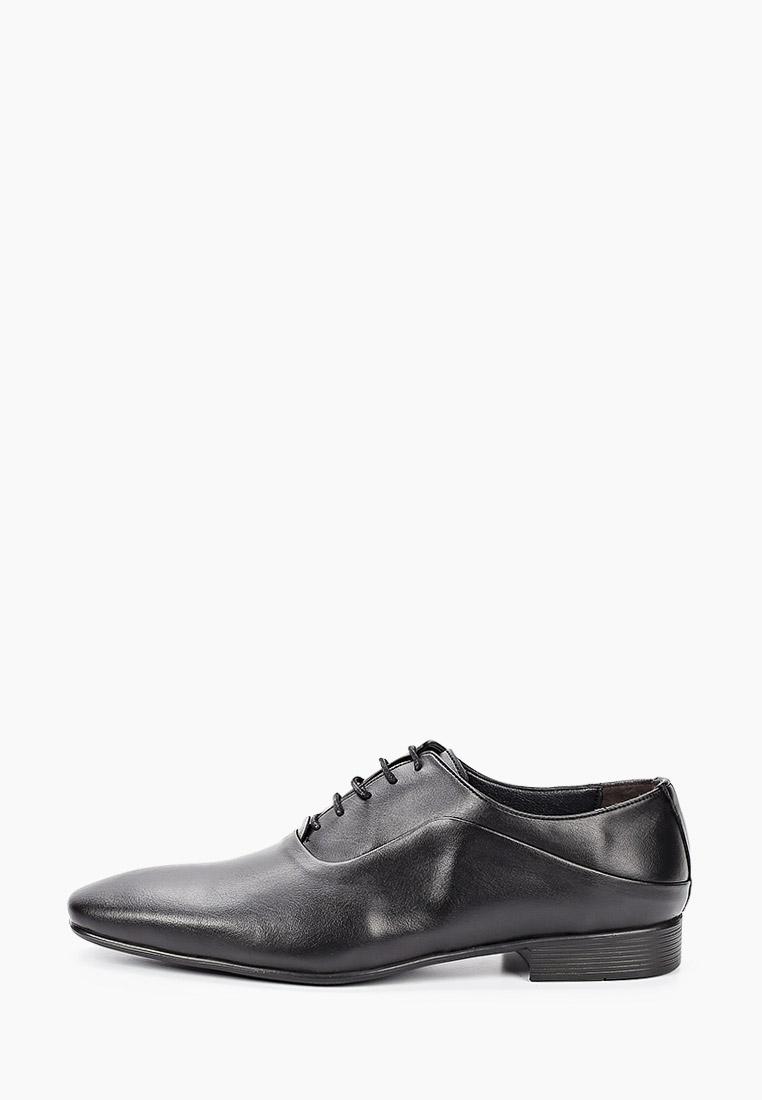 Мужские туфли Tamboga 1526-1 BLACK