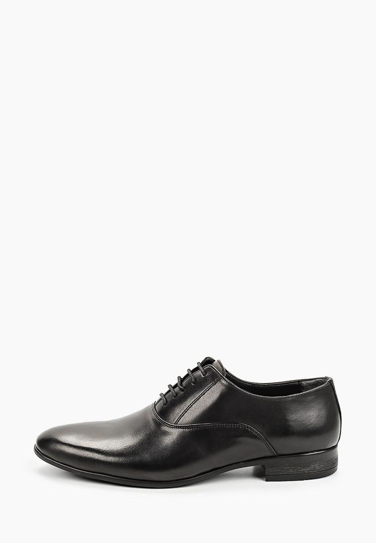 Мужские туфли Tamboga 3008 C BLACK