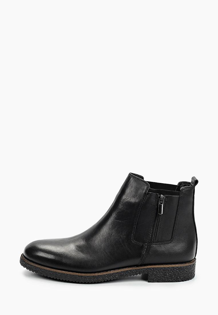 Мужские ботинки Tamboga BRA-1727 BLACK