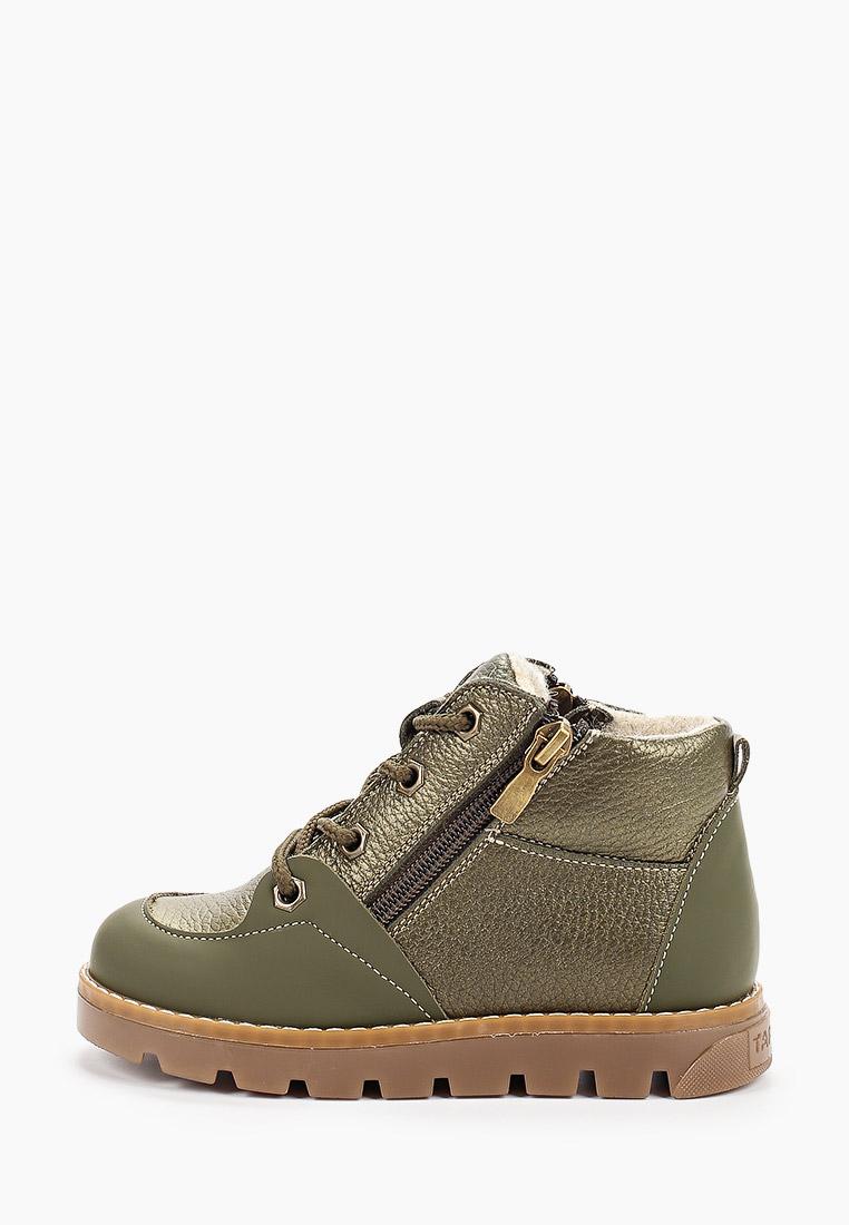 Ботинки для мальчиков TAPiBOO FT-23008.17-OL26O.01
