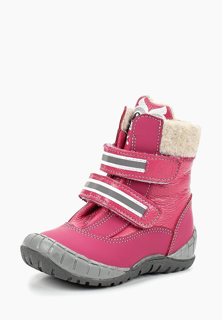 Ботинки для девочек TAPiBOO (Тапибу) FT-23011.18-OL48O.01