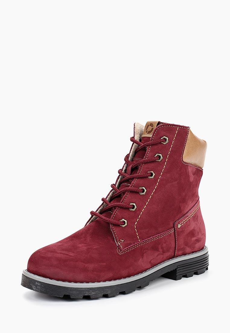 Ботинки для девочек TAPiBOO (Тапибу) FT-23014.18-OL06O.01