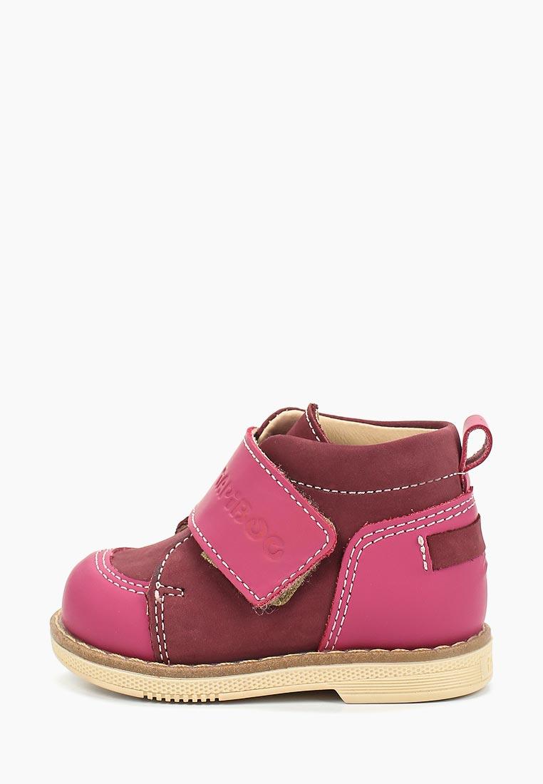Ботинки для девочек TAPiBOO FT-24015.18-OL06O.01