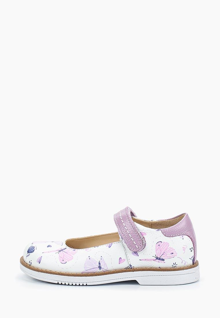 Туфли для девочек TAPiBOO FT-25009.19-OL20O.01