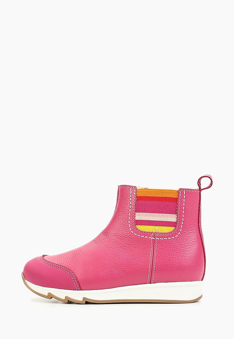 Ботинки для девочек TAPiBOO (Тапибу) FT-23018.20-OL48O.01