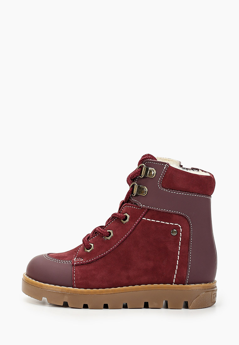 Ботинки для девочек TAPiBOO (Тапибу) FT-23019.20-WL06O.01