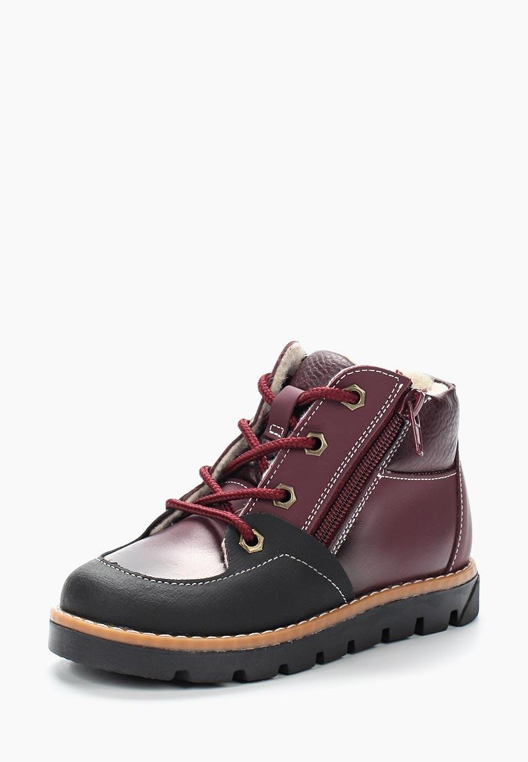 Ботинки для девочек TAPiBOO (Тапибу) FT-23008.17-OL06O.01