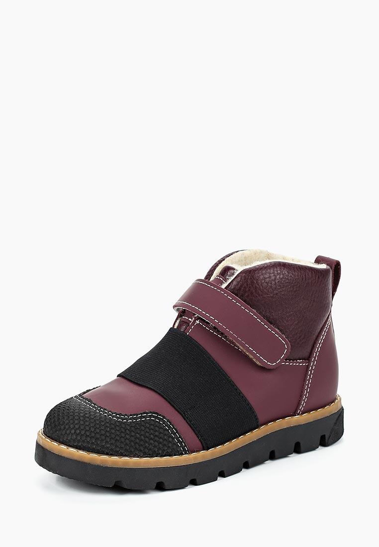 Ботинки для девочек TAPiBOO (Тапибу) FT-23009.17-OL06O.01
