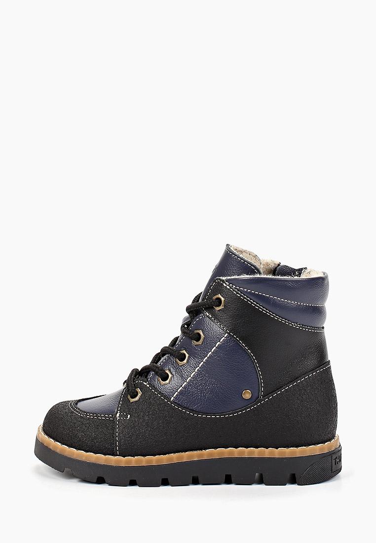 Ботинки для девочек TAPiBOO (Тапибу) FT-23016.17-OL08O.01
