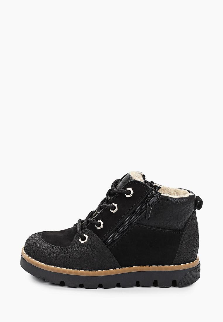 Ботинки для девочек TAPiBOO (Тапибу) FT-23008.17-OL01O.01